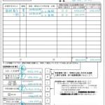 確定申告書の医療費控除の書き方と条件